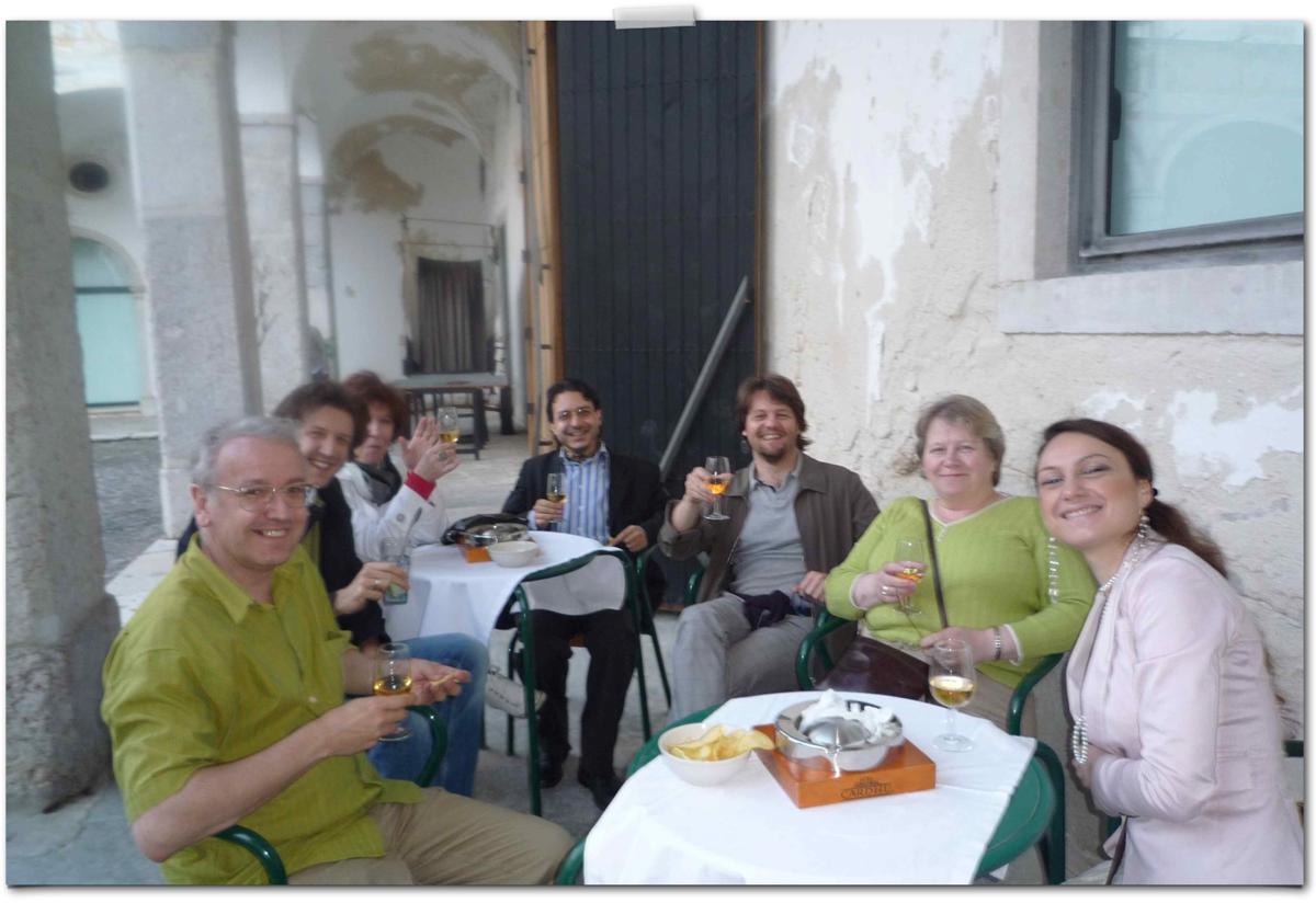ANDREW SMITH - esTOOLS Lisbon post production party